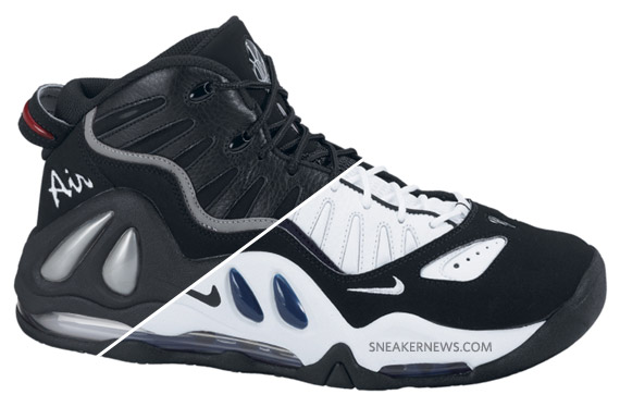 brand new 7ae47 342d6 Nike Air Max Uptempo 97 – Fall 2010 Preview