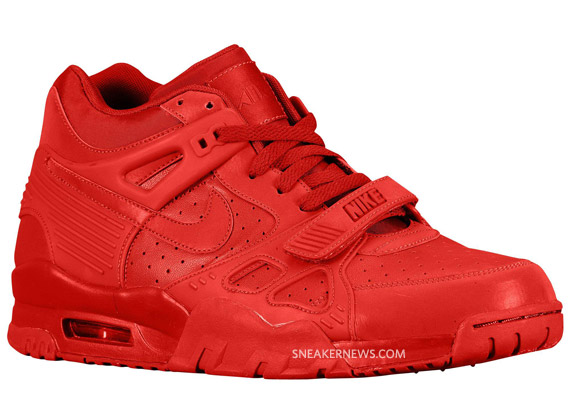 nike trainer red