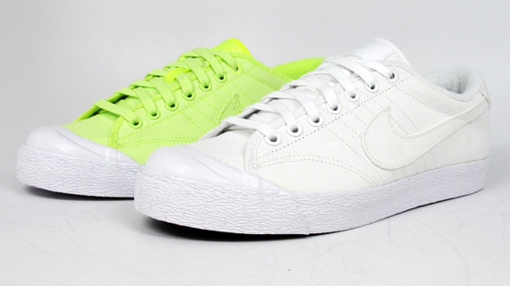nike all court canvas
