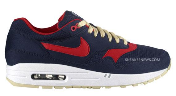 pretty nice 626e8 ea28d Nike Air Max 1 - Omega Pack - Fall 2010 - SneakerNews.com