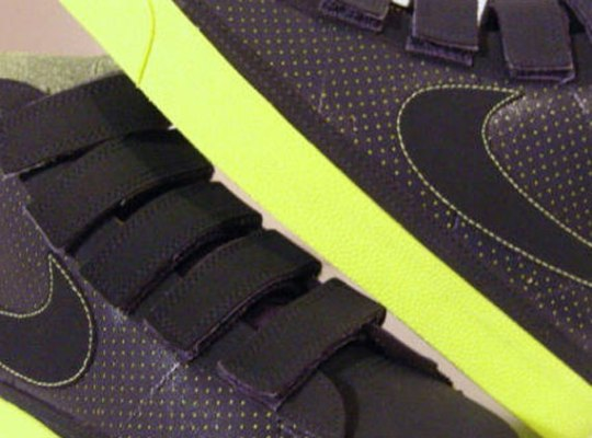 Nike Blazer AC High LE Unreleased Sample – Seaweed – Volt