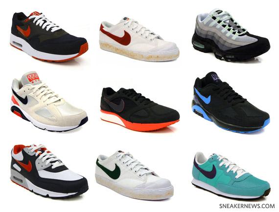 Nike Air Max 1 Omega Pack Fall 2010