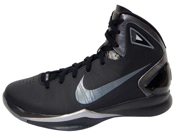 1d5e21983ae4 Nike Hyperdunk 2010 - Black - Dark Grey - SneakerNews.com