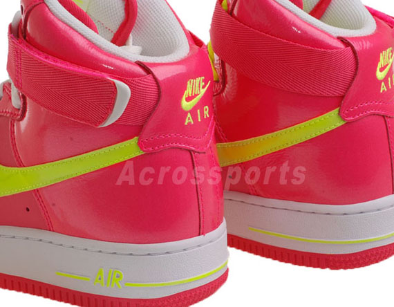 Wmns Nike High Volt 1 Force Pink Air Flash wuTOPZXilk