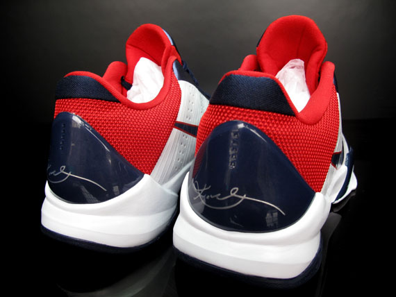 Nike Zoom Kobe 5 V Team USA