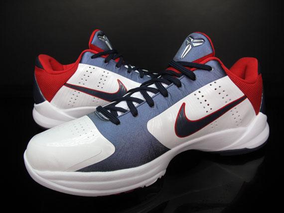 Nike Zoom Kobe V (5) - Team USA
