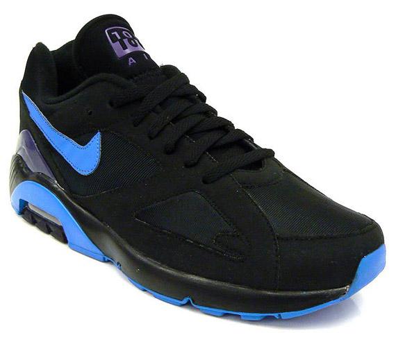 Nike Air 180 ND 'Grape' Black Purple Blue