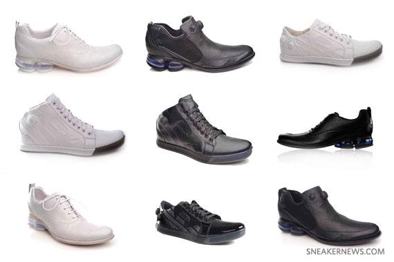 Reebok x Emporio Armani - Fall Winter 2010 Collection - SneakerNews.com 789ccec8ea9a