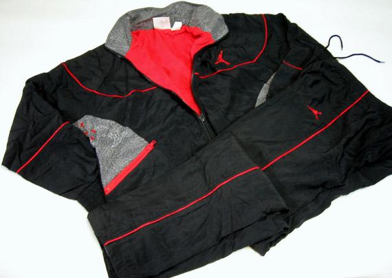 Vintage Air Jordan Warm-Up Suits - Part