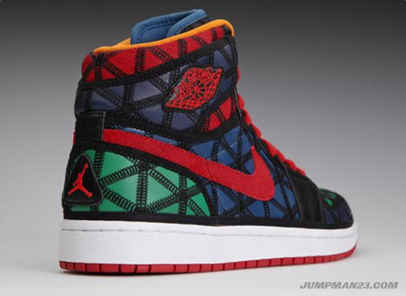 sale retailer 18e86 e78e0 Air Jordan 1 2K High - SneakerNews.com
