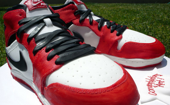 Air Jordan 1 High Birthday Cake - SneakerNews.com