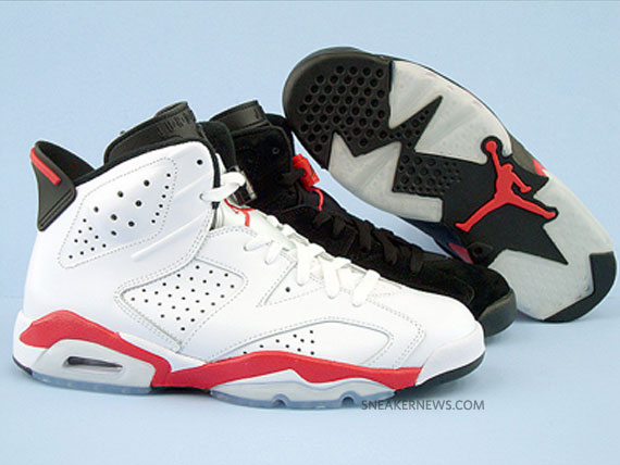 low priced 7d7ae 068d8 Air Jordan VI (6) - Infrared Pack | Available on eBay ...