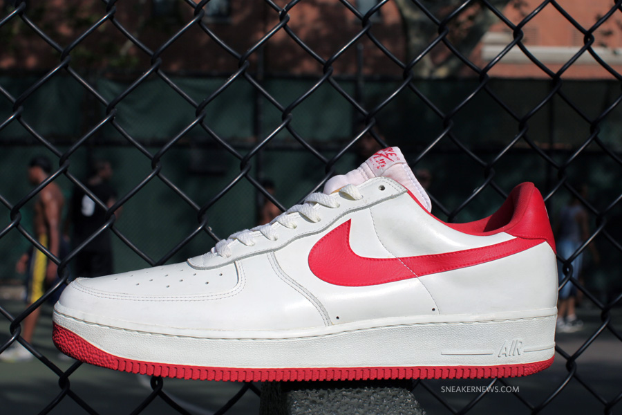 1 Low Nike 1983 Og Revisited Classics Air Force HwnA4w8x
