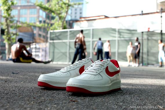 huge selection of a8fd4 08178 Classics Revisited  OG Nike Air Force 1 Low (1983) - SneakerNews.com