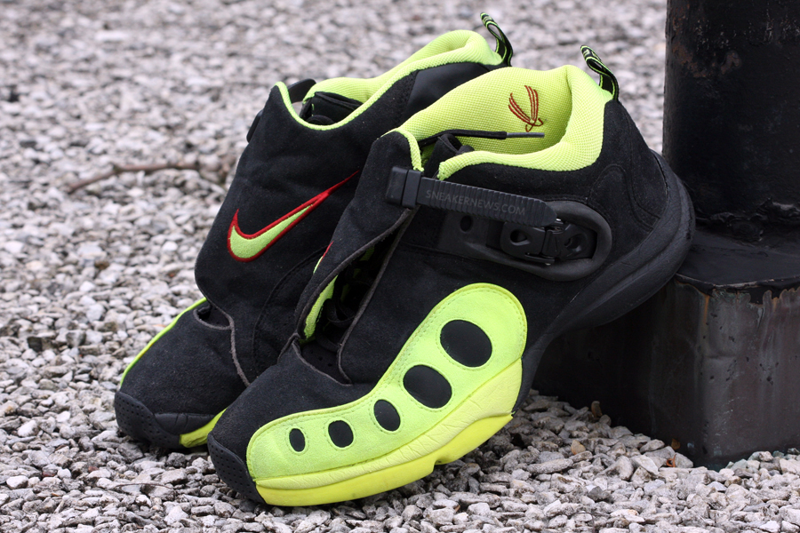 Classics Revisited: Nike Air Zoom GP