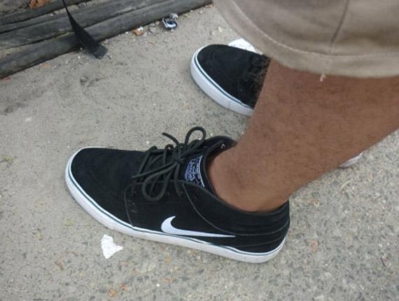 Nike Janoski Sb Mid