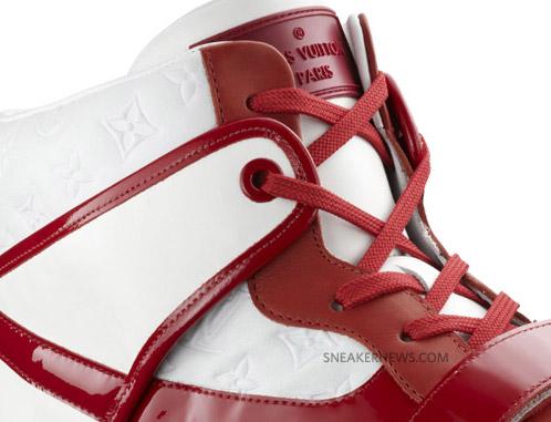 Louis Vuitton Tower Hightop Sneaker