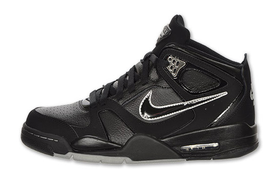 Nike Air Flight Falcon - Black - Grey