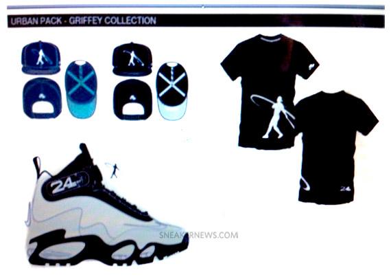 ken griffey air max 1 black