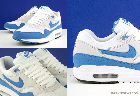 407fbfd383 Nike Air Max 1 QS - OG Blue | Available on eBay - SneakerNews.com
