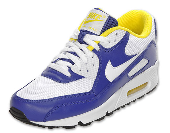Lakers Air Max 90 For Sale  6f3cc50d85