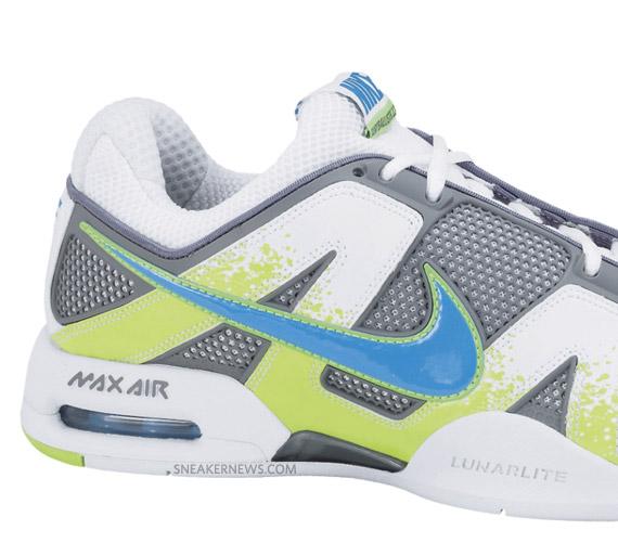 Recreación Excluir caligrafía  Nike Air Max Courtballistec 2.3 - Electric Green Lava - SneakerNews.com