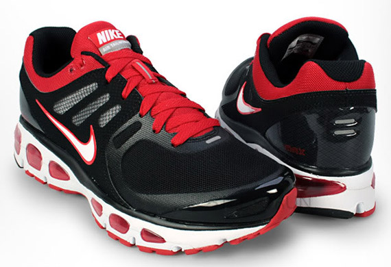 Nike Air Max Tailwind 2 Black White Anthracite Sport Red Sneakernews Com