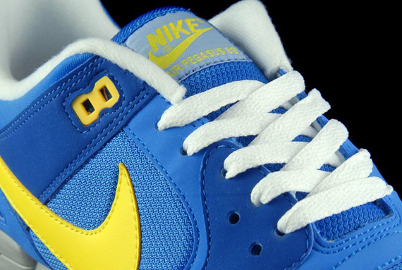 the latest 70cba 9eebc Nike Air Pegasus  89 – Blue – Yellow   Available