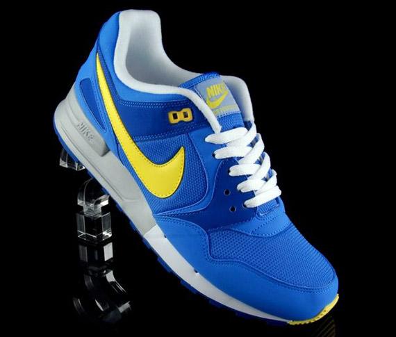 Nike Air Pegasus '89 - Blue - Yellow