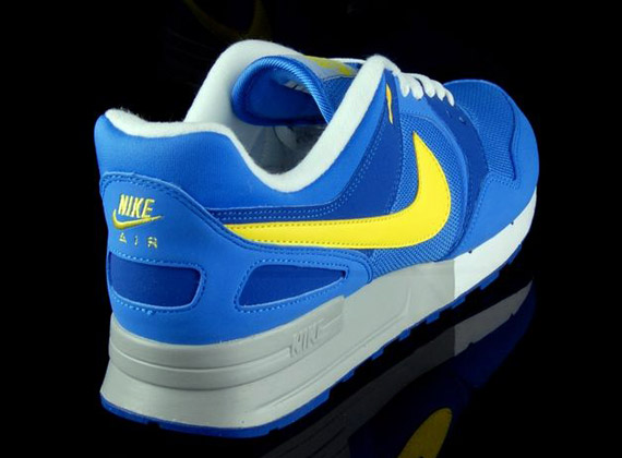 the latest fc612 bcb4d 70%OFF Nike Air Pegasus 89 Blue Yellow Available