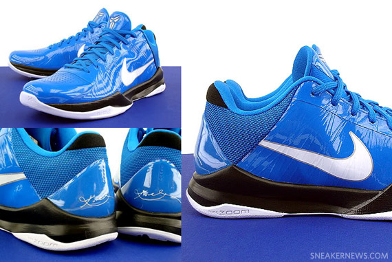 Men's Nike Zoom Kobe 5 V Miles Davis Sneakers : U24t7600
