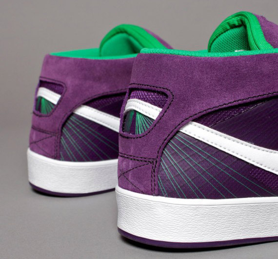 9613dd7721b2 Nike SB Omar Salazar Grand Purple Lucky Green Available low-cost ...