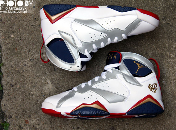 air jordan 7 retro olympic