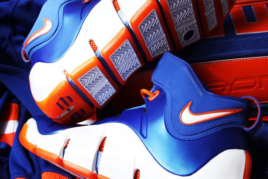 11441af8858c Classics Revisited  Nike Zoom LeBron IV (4) –  Birthday  – 2006 -  SneakerNews.com