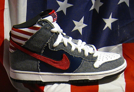 Nike SB Dunk High QS – Born In The U.S.A. | Release Reminder