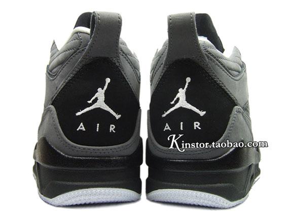 reputable site d6dd1 f6ba0 Air Jordan Flight 9 - Grey - Black - White - SneakerNews.com