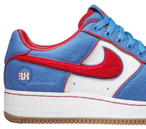 Nike Air Force 1 Bajas Supreme - Cinco Condados Paquete: 9lt8DVI