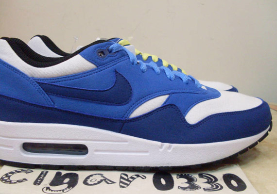 separation shoes f2d9a e42ee Nike Air Max 1 ACG - Deep Royal - Varsity Royal - White ...