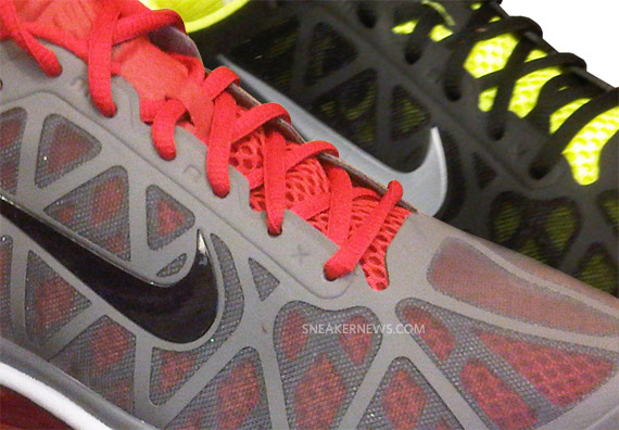 Nike Air Max 2011 - Black - Volt + Grey - Red | New Images