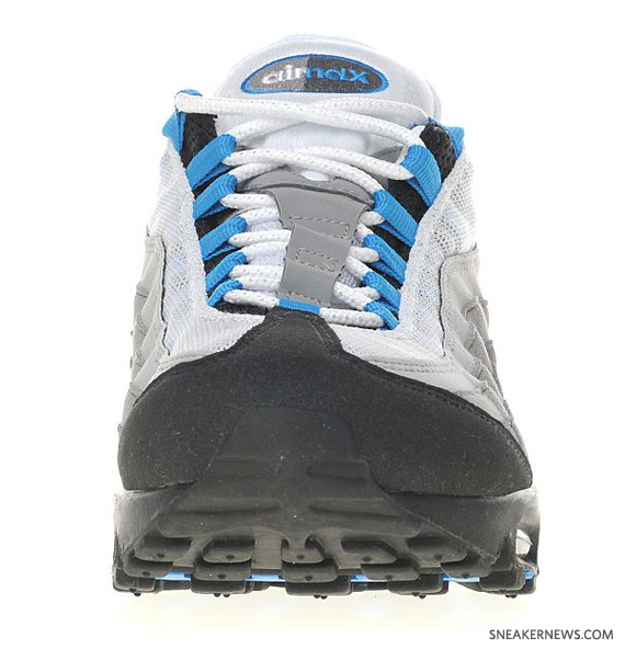 sneakers for cheap 9fb6b b56bb outlet Nike Air Max 95 Neutral Grey Photo Blue