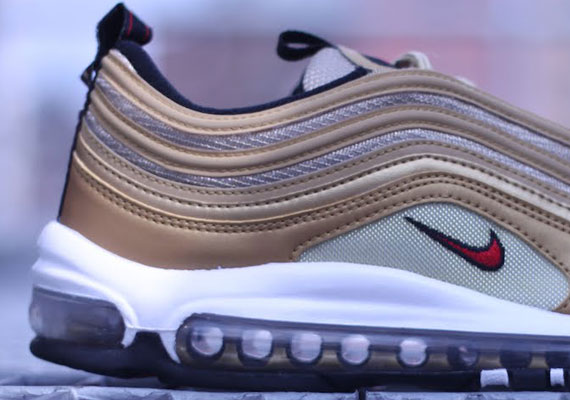 Nike Air Max 97 Olympic Gold
