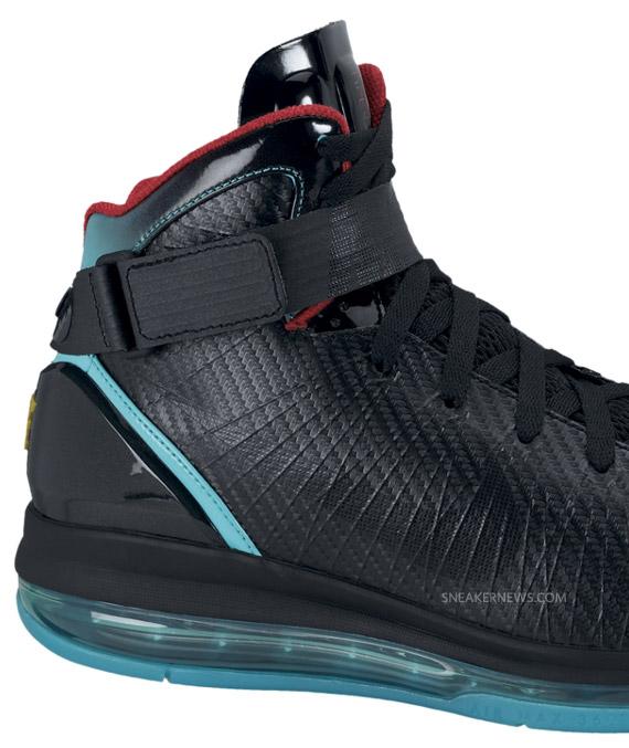 986634de0f28 chic Nike Air Max Hyperdunk 2010 Black Retro Sport Red