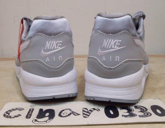 Nike Air Max Light Wolf Grey White Mineral Blue Deep