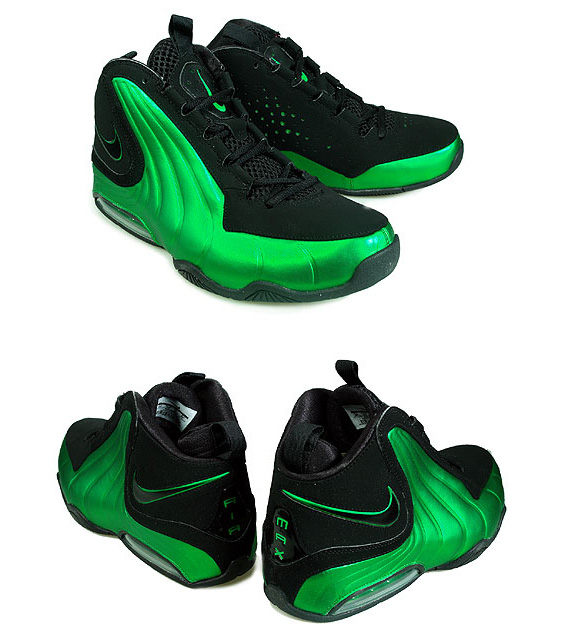 Nike Air Max Wavy Black Varsity Green Sneakernews Com