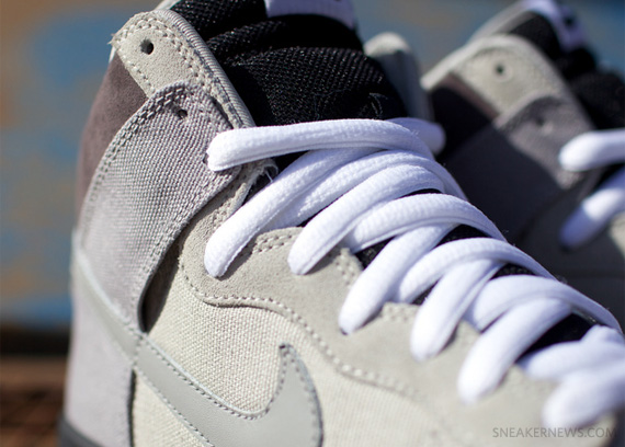 c38b5ddb14f1 Civil x Nike SB Dunk High - Magnet - Medium Grey - SneakerNews.com