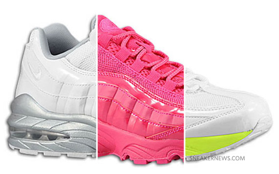 quality design 4ace5 c2ed7 Nike WMNS Air Max 95 – Air Attack Pack