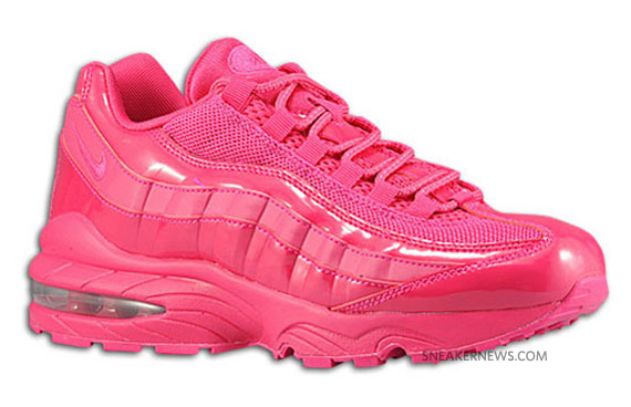 hot pink nike air max 95 nz
