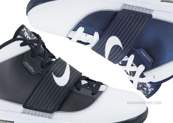432fc2b5e8b2 Nike WMNS Zoom LeBron Soldier IV TB Black Navy delicate - aritmies.com