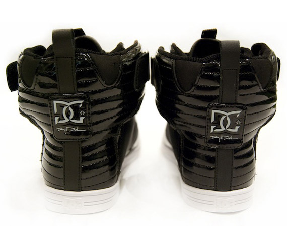 finest selection 78a70 00bbc Rob Dyrdek x DC LIFE Royal – Black Patent Leather