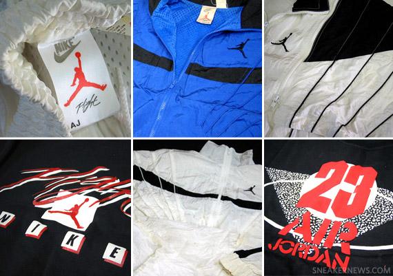 Vintage Air Jordan Gear - Part 3  More Warm-Ups + Apparel ... 465f82af203d